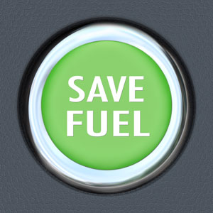 save fuel graphic