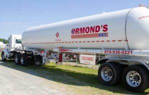 ormond tanker truck